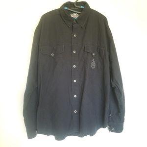 🔥 Harley Davidson Men's Button Down Shirt